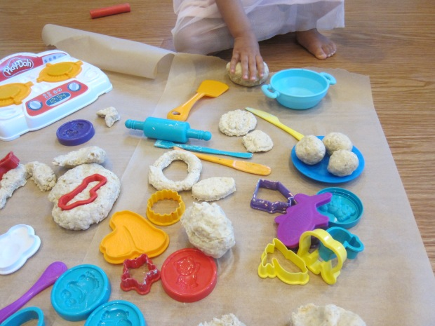 Skin Therapy Play dough (5)
