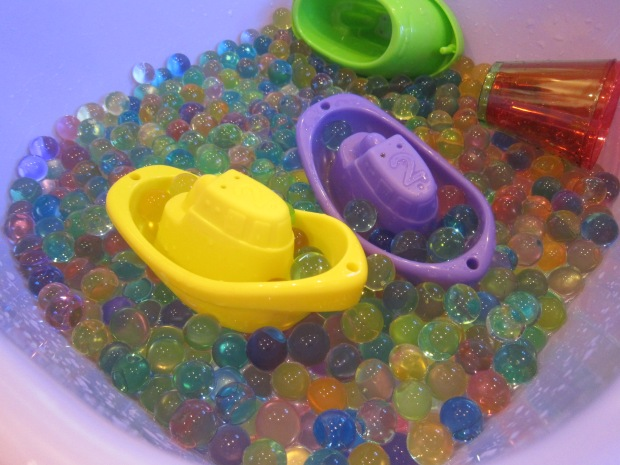 Water Bead Boats (5)