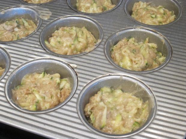 Zucchini Muffins (1)