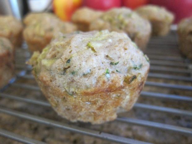 Zucchini Muffins (2)