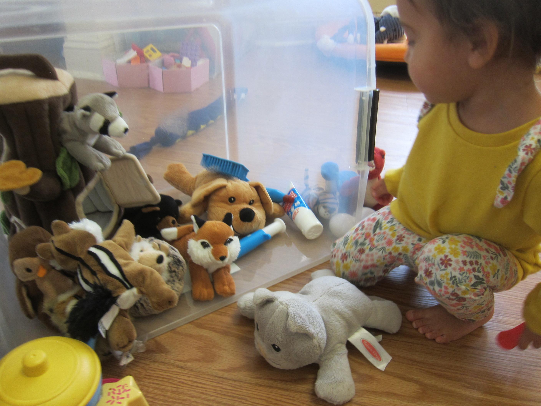 Activity Bin Stuffies (7)