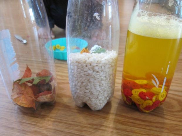 Autumn Sensory Bottles (5)
