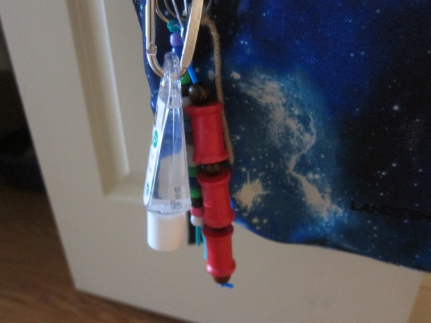 Backpack Keychain (9)