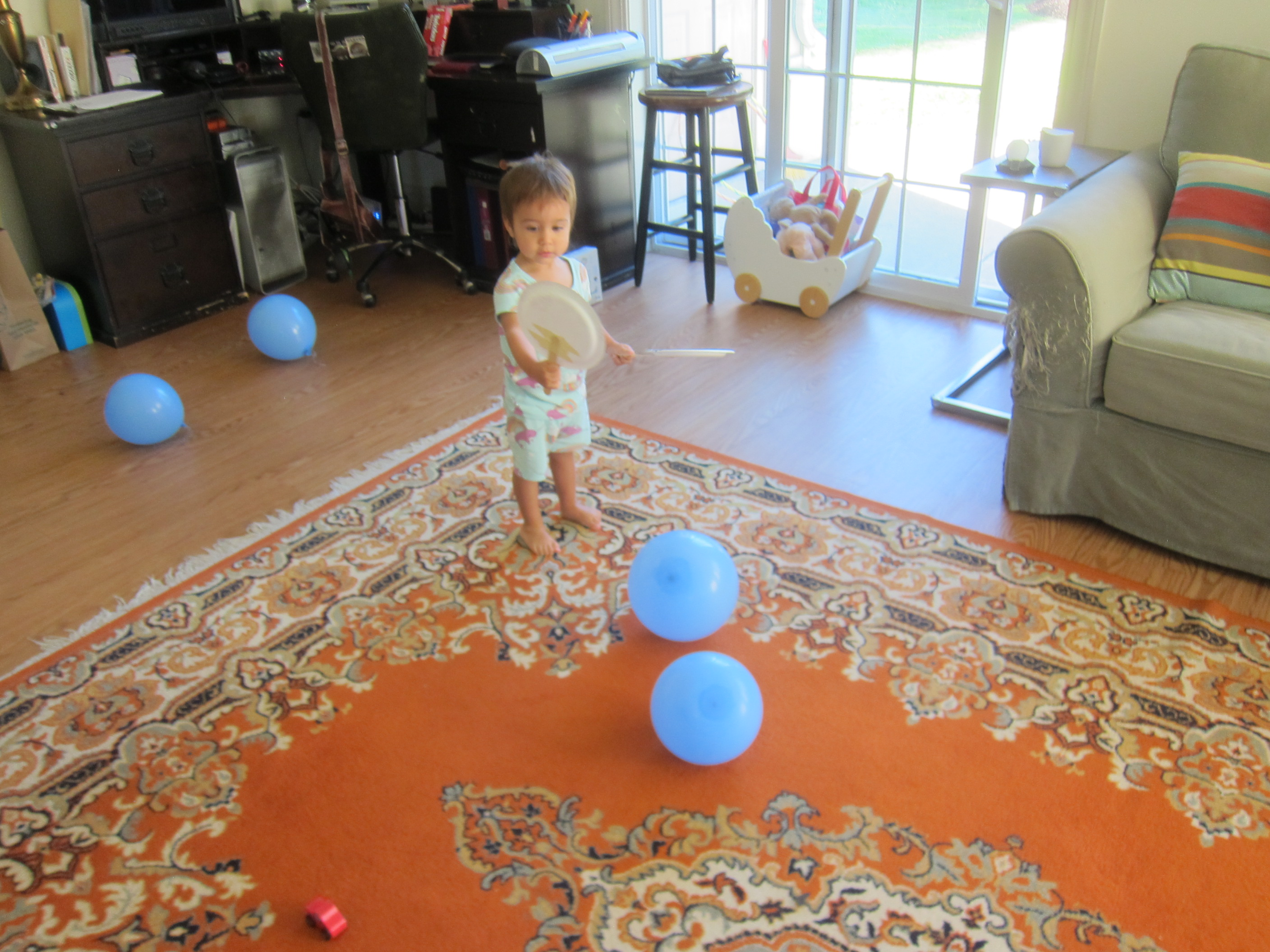 Balloon Tennis (6)