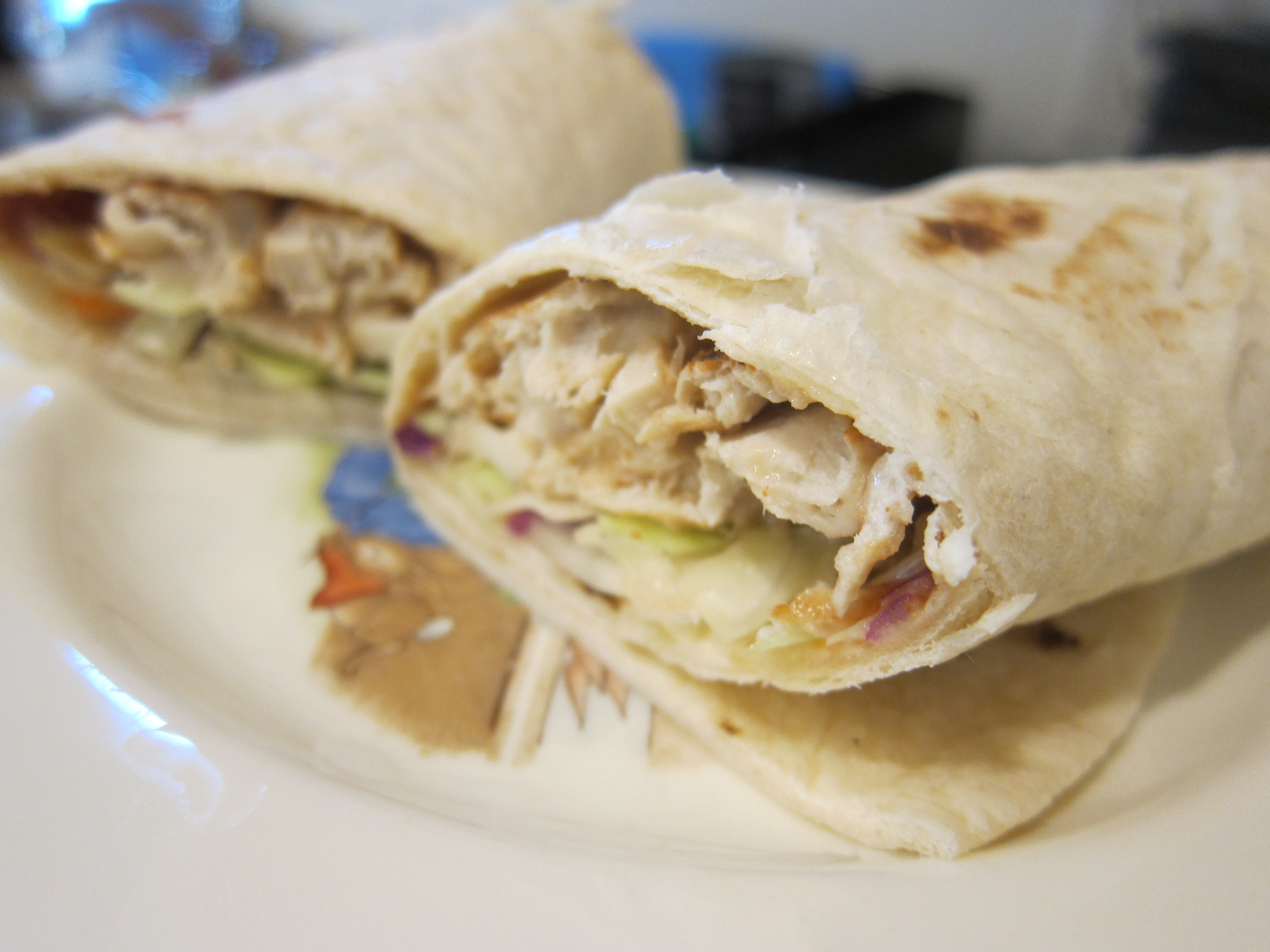BBQ Chickn Wrap (2)
