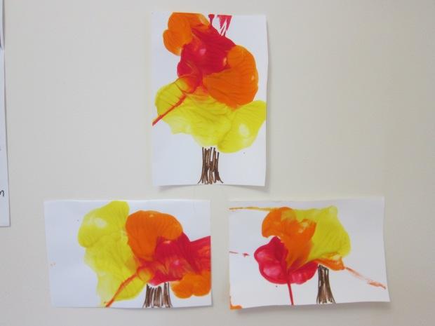 Fall Tree Art (10)