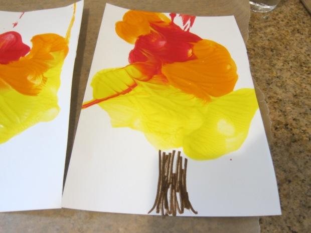 Fall Tree Art (8)