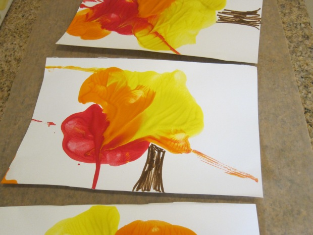 Fall Tree Art (9)