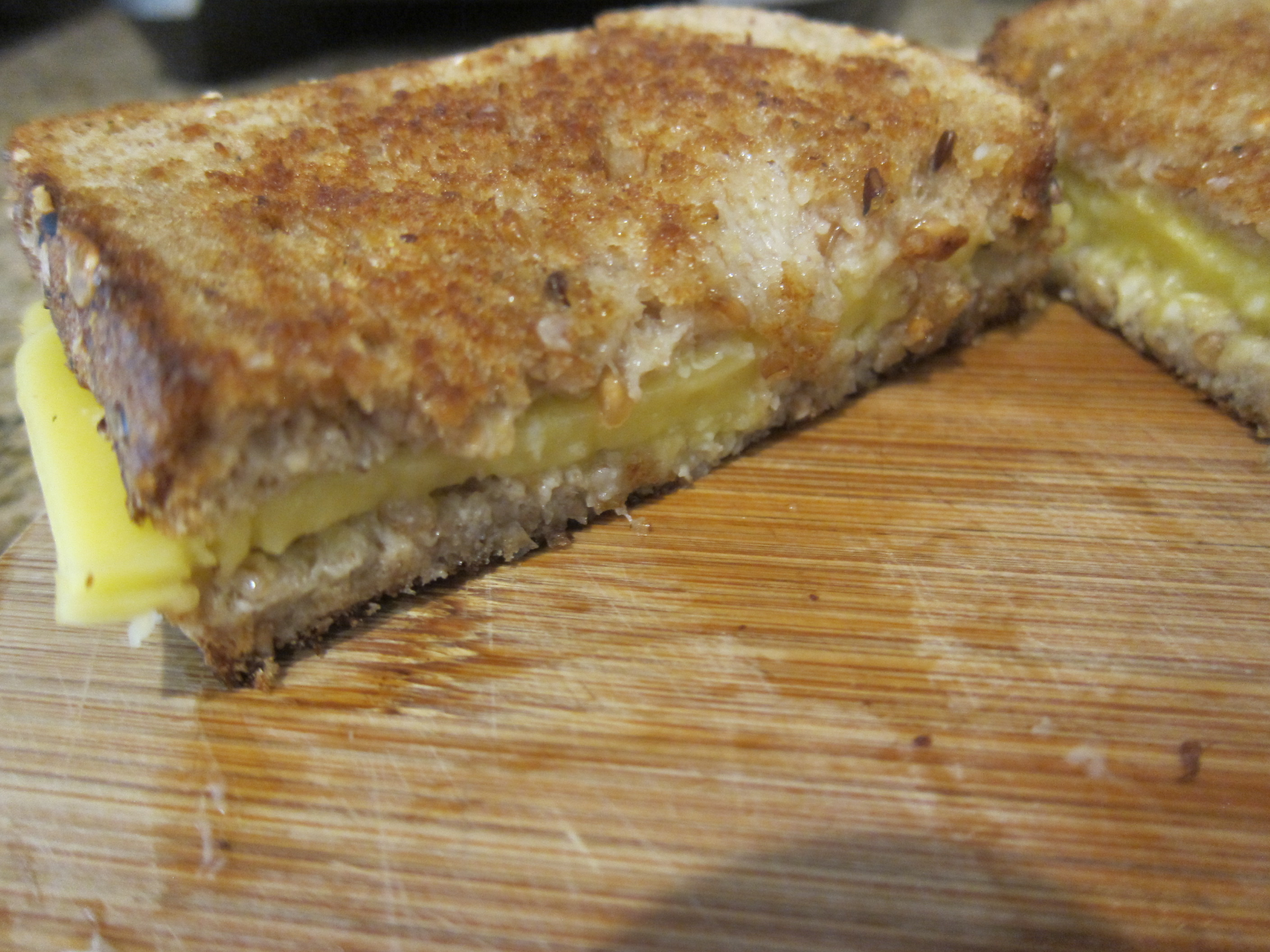 Grilled Cheese with Squash and Corn (1)
