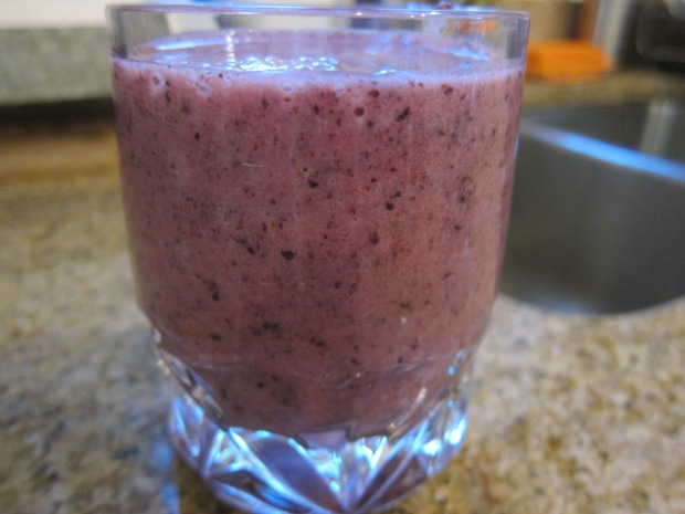Mixed Fruit Yogurt Smoothie