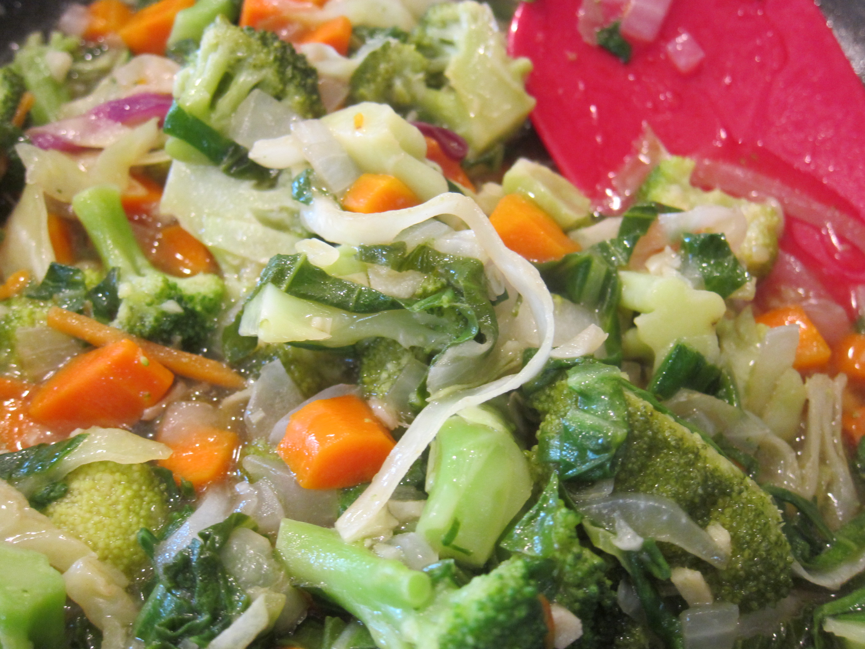 Mixed Vegetable Stir-Fry (2)