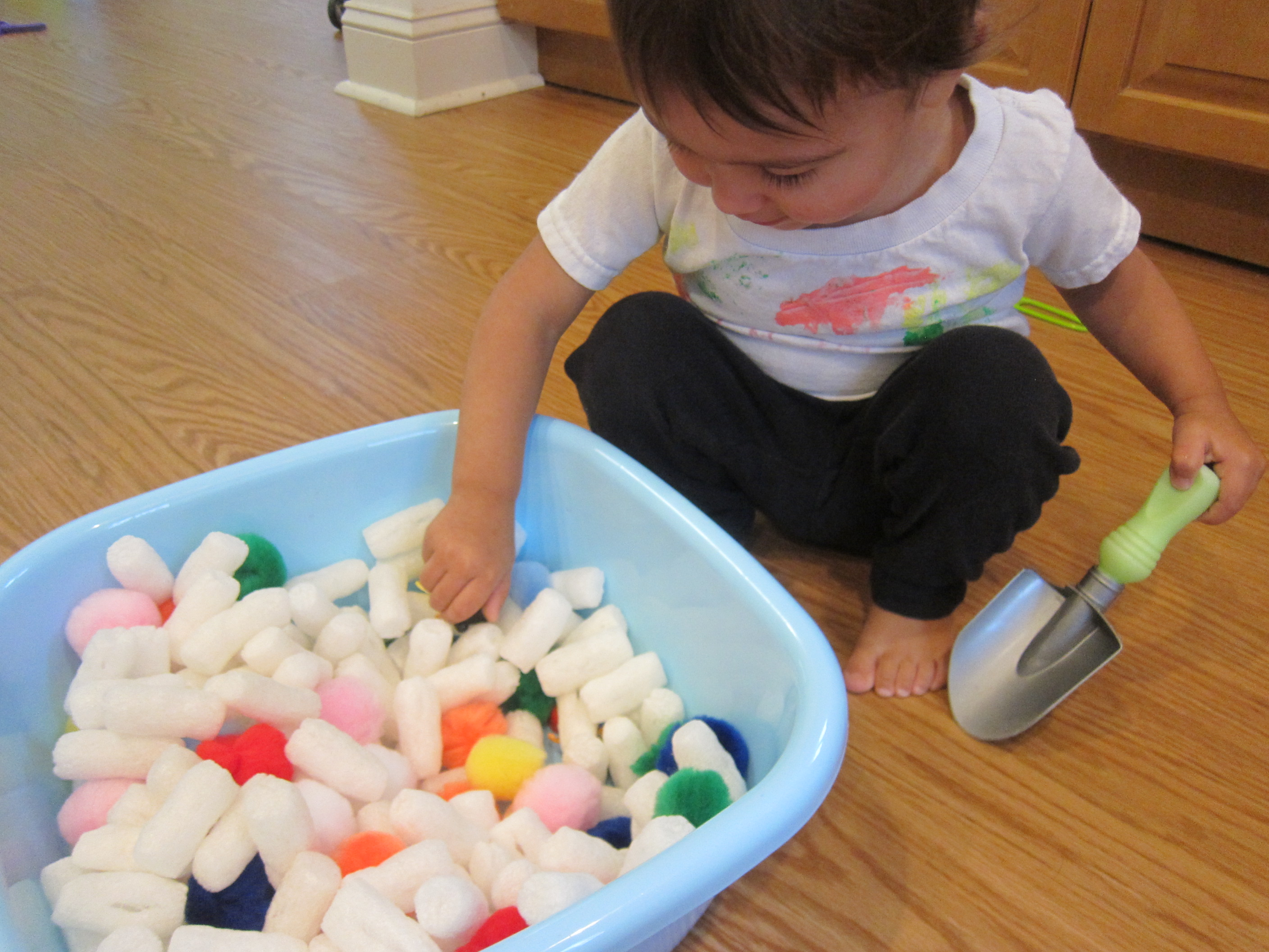 Packing Peanut Sandbox (6)