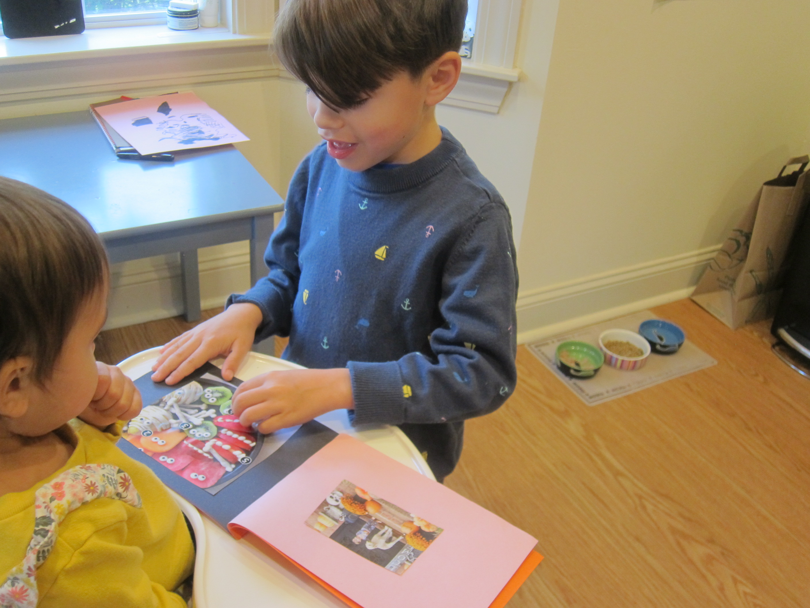 Sibling Picture Book (5)