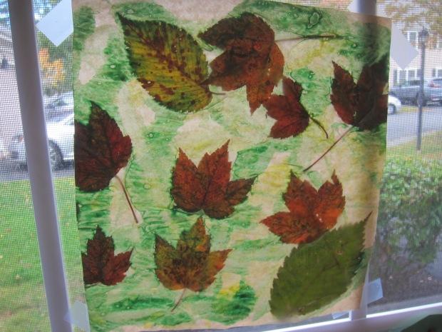 Wax Paper Art (6)