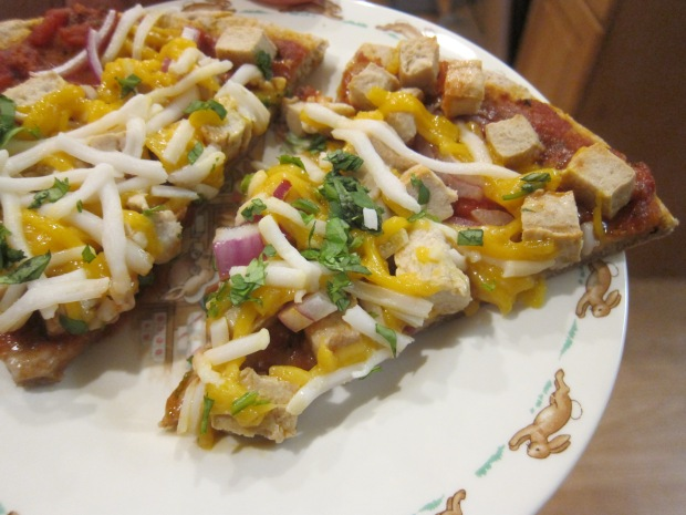 Barbecue Chicken Pizza (2)