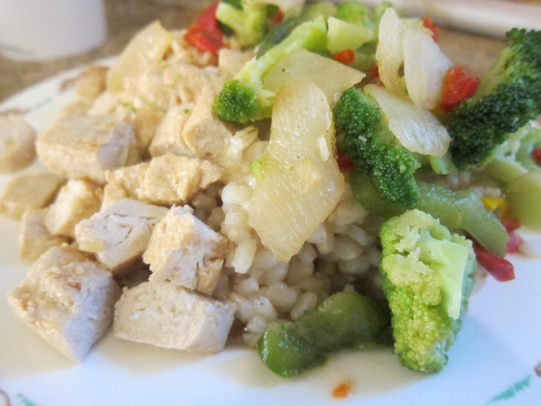 Chicken and Broccoli Stir-Fry (2)