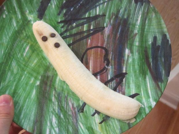 Halloween 10 Casper Banana