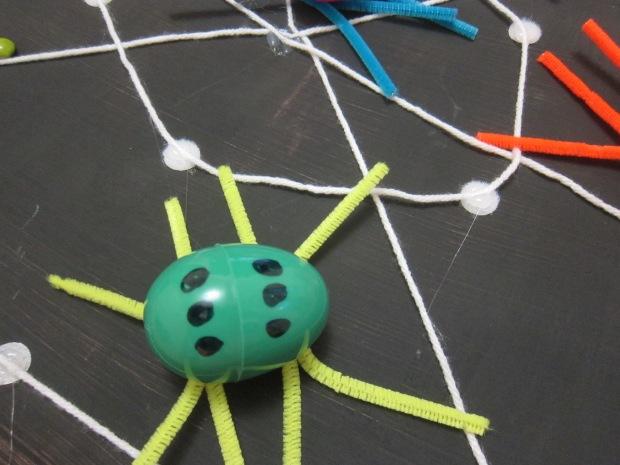 Halloween 25 Spider Web Countdown (8)