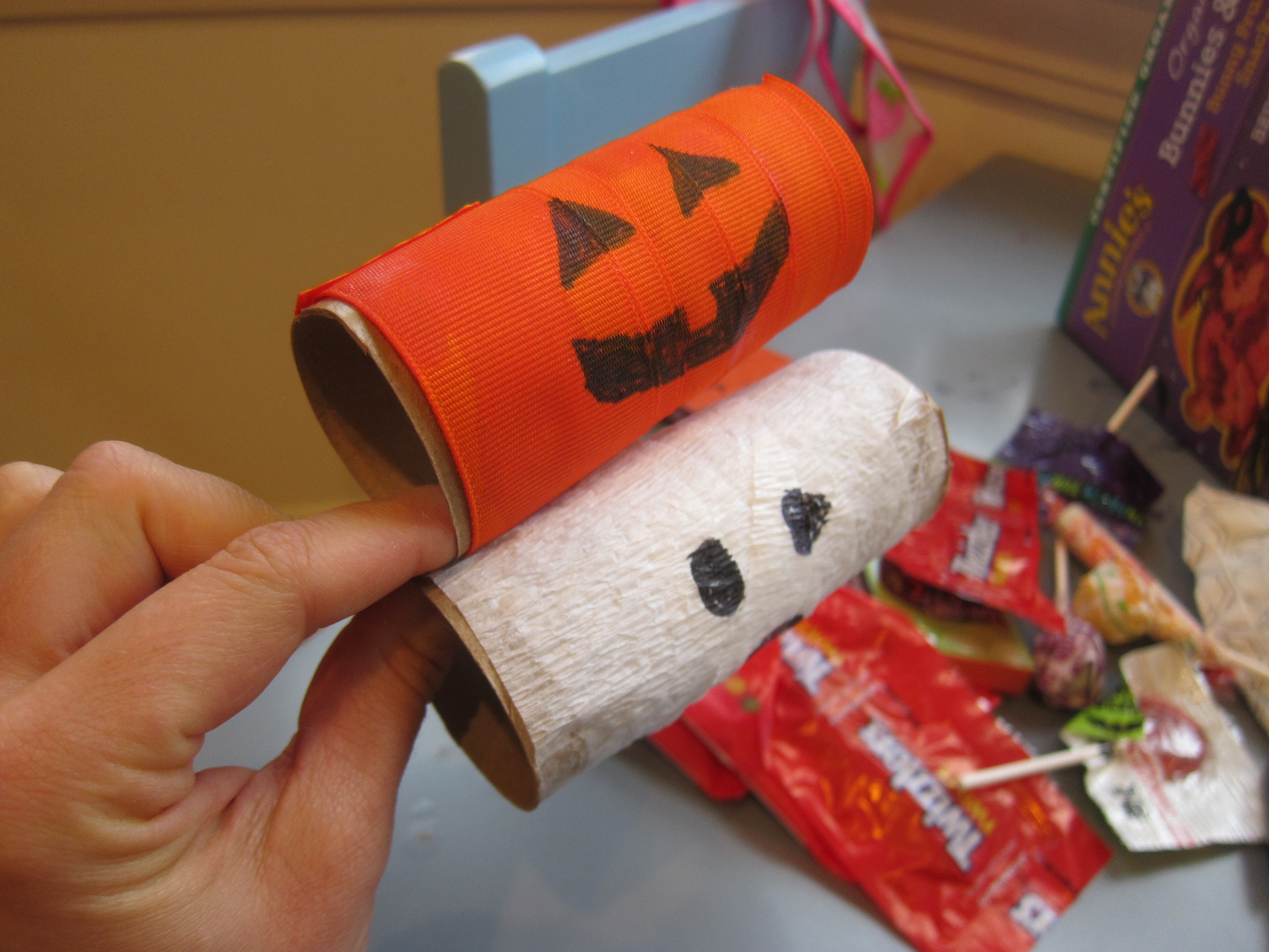 Halloween Treat Bags (3)