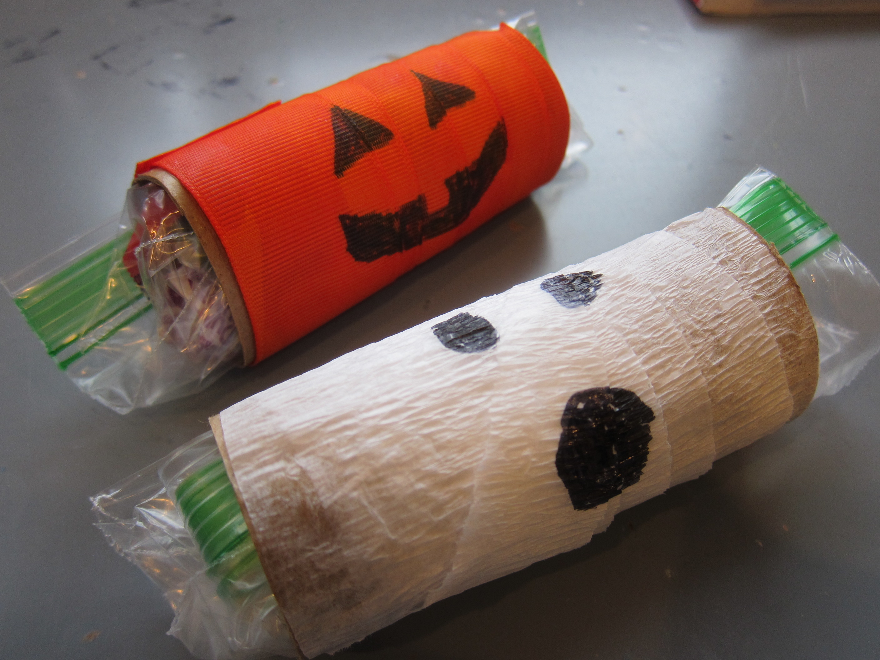 Halloween Treat Bags (5)