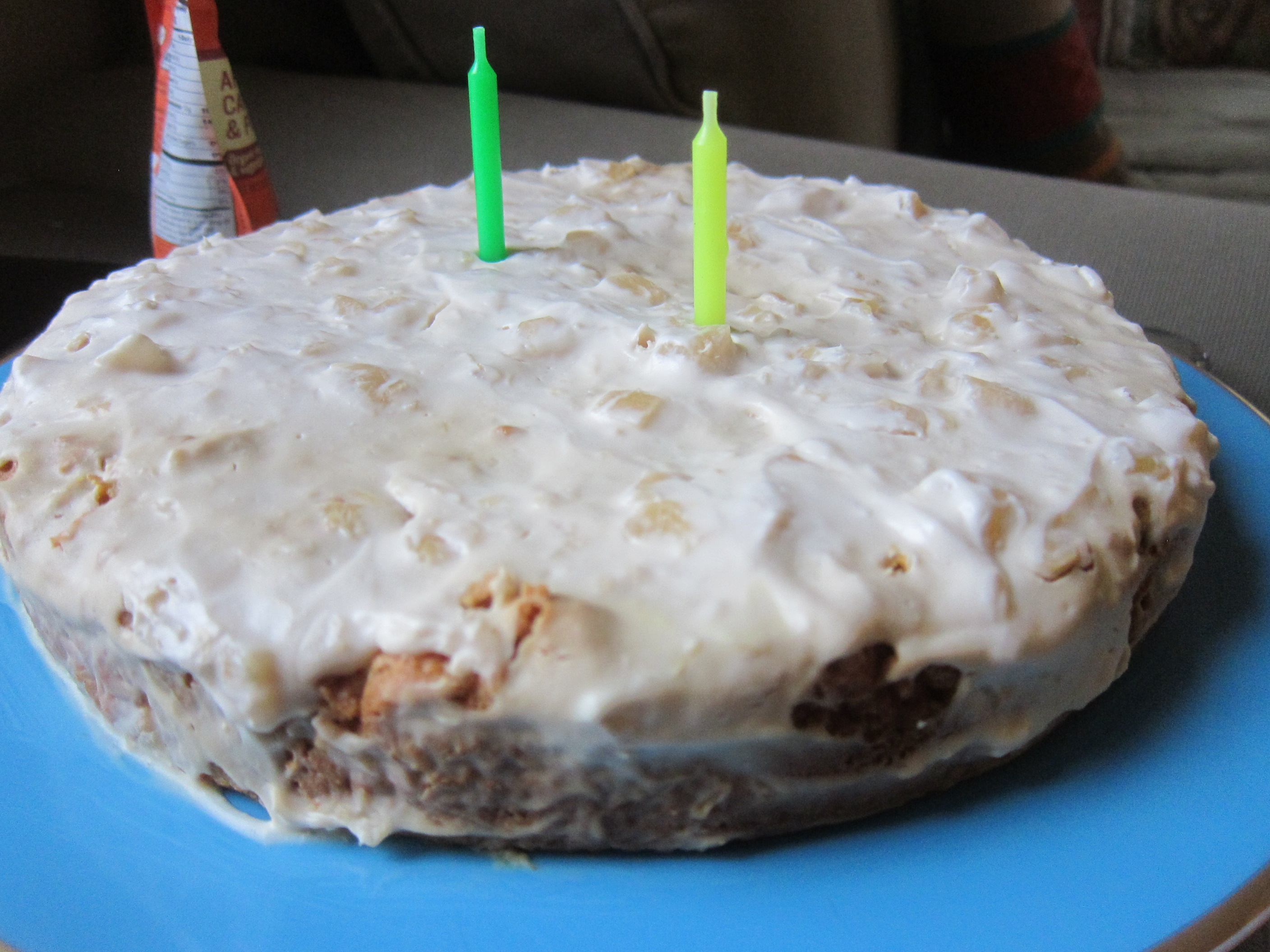 Happy Birthday Carrot Cake (7)