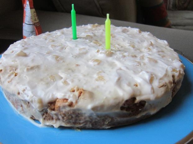 Happy Birthday Carrot Cake (7)
