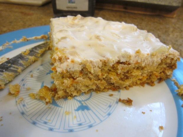 Happy Birthday Carrot Cake (8)