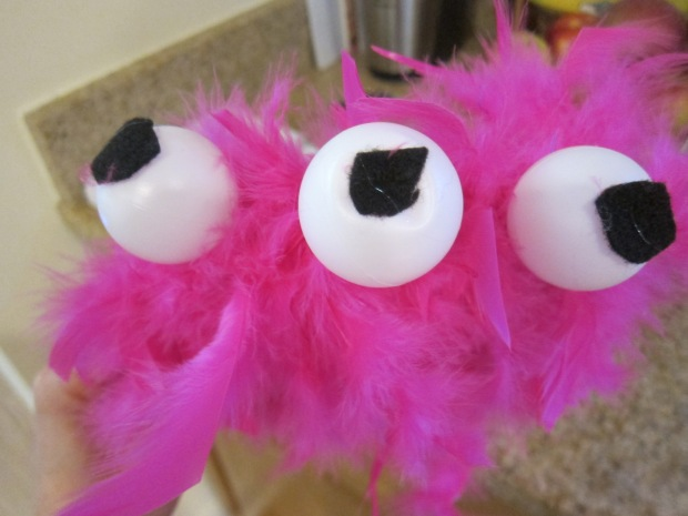 Monster Headbands (3)