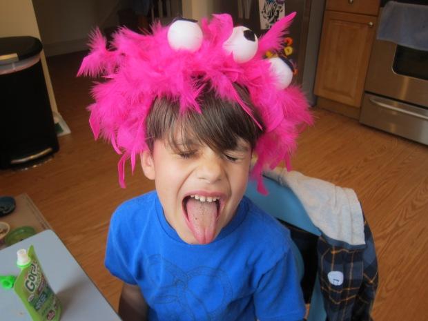 Monster Headbands (6)
