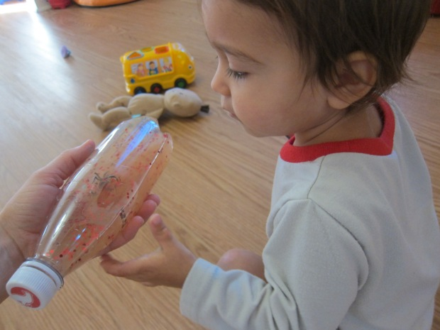 October Sensory Bottle (5)