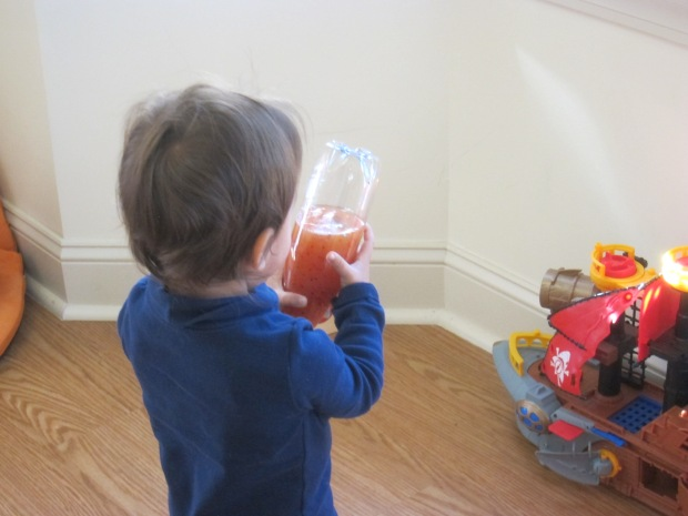 October Sensory Bottle (9)