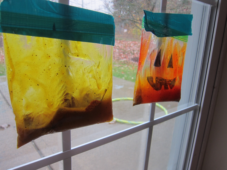 Orange Leaf Bag (7)