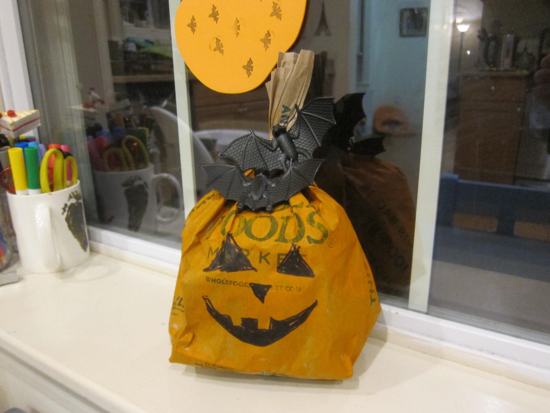 Pape Bag Pumpkins (9)