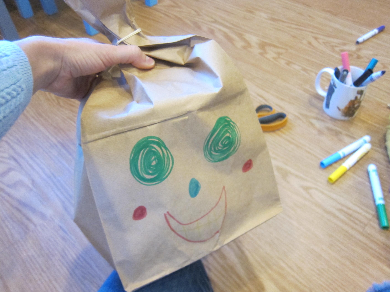 Paper Bag Faces (3)