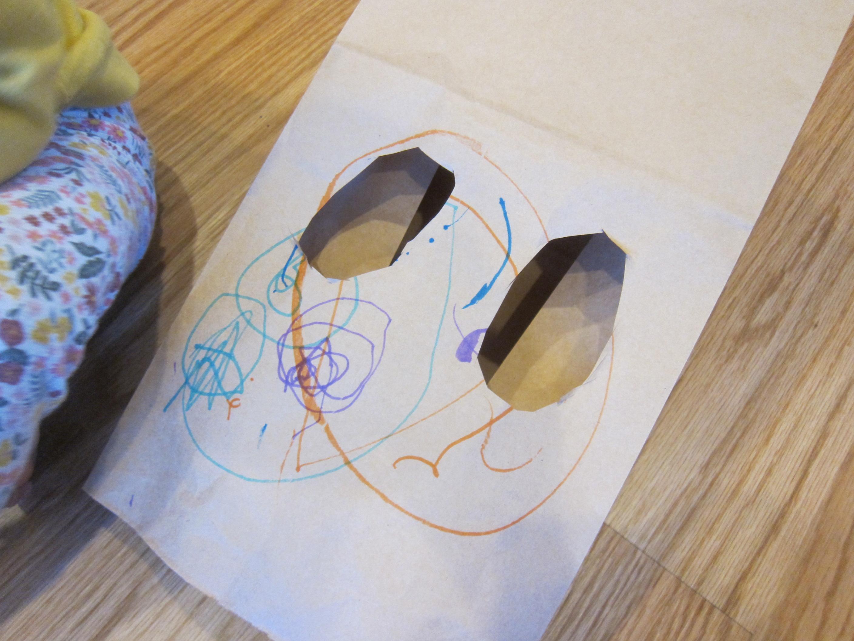 Paper Bag Faces (4)