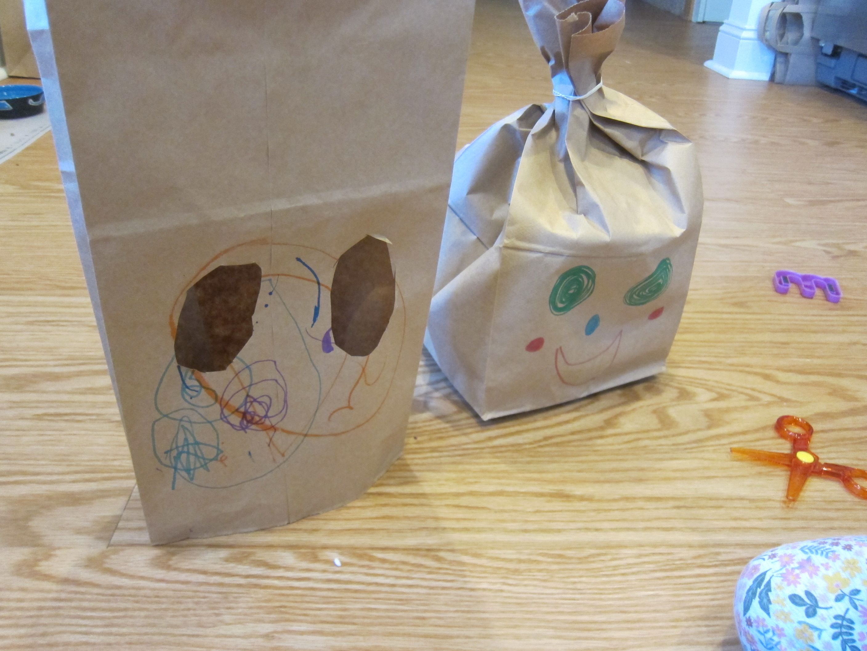 Paper Bag Faces (6)