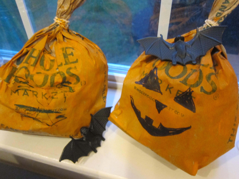 Paper Bag Pumpkins (5)