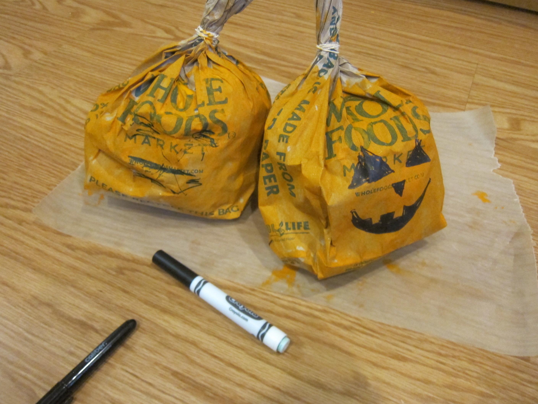 Paper Bag Pumpkins (6)