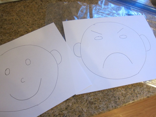 Playdough Faces (2)