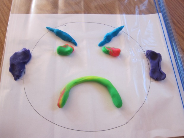 Playdough Faces (8)