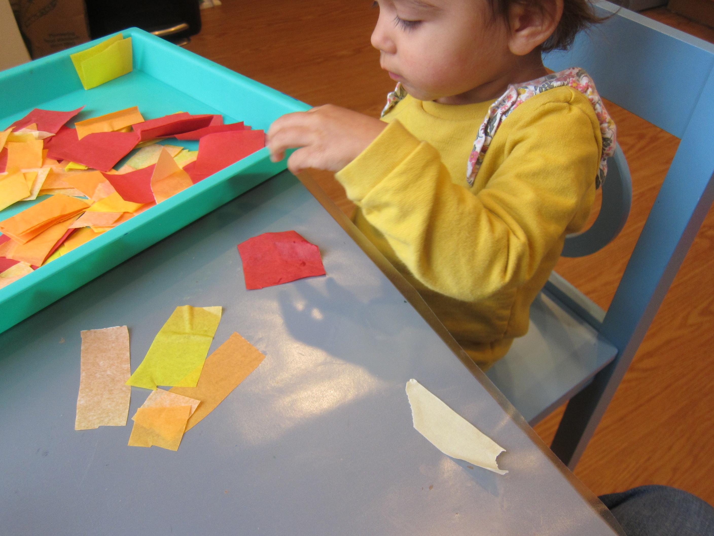Pumpkin Art for Toddler (2)