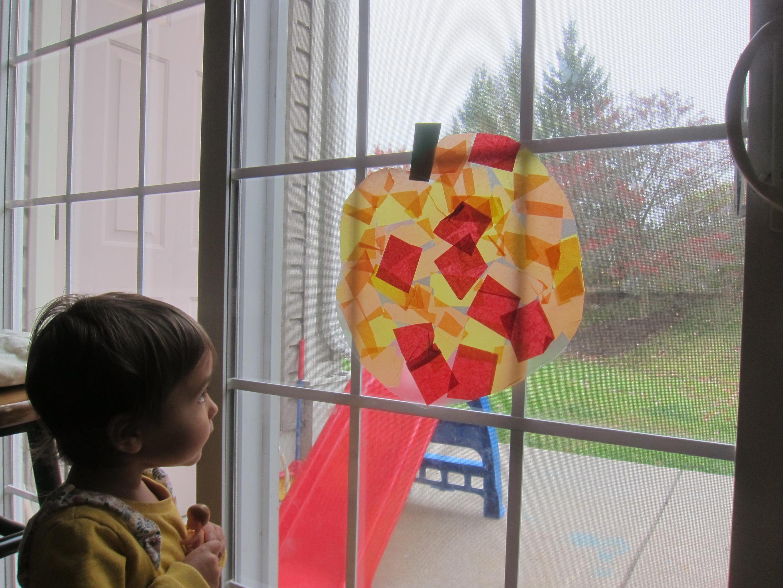 Pumpkin Art for Toddler (6)