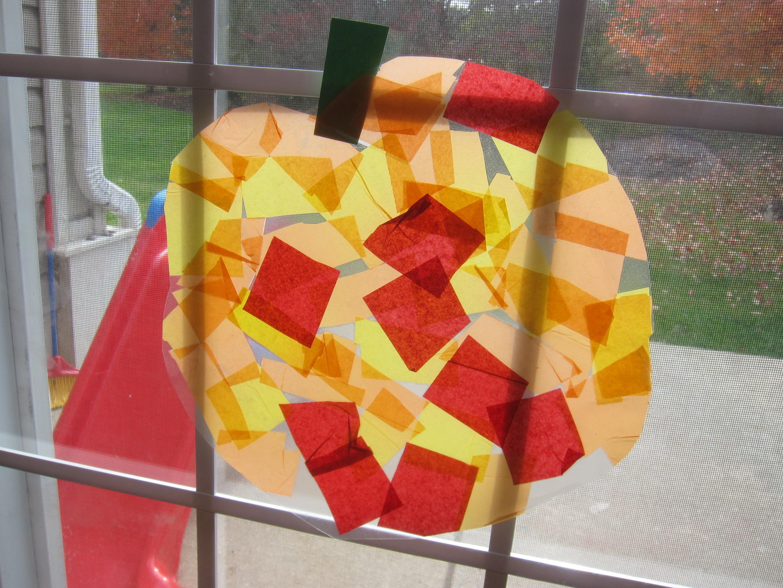 Pumpkin Art for Toddler (9)