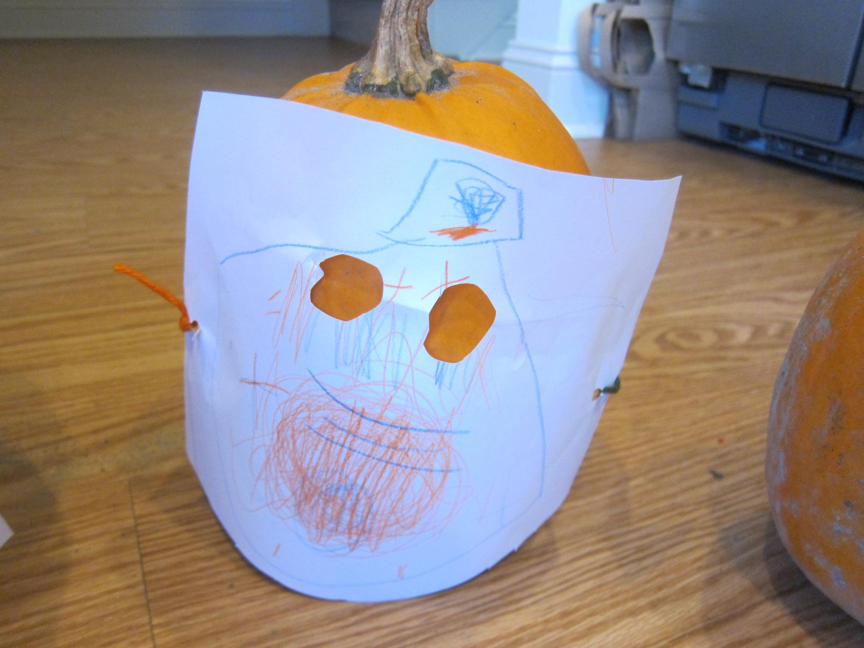 Pumpkin Halloween Masks (5)
