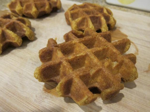 Pumpkin Waffles (2)