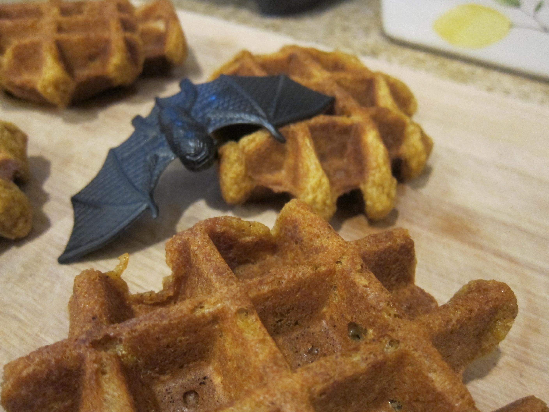 Pumpkin Waffles (3)