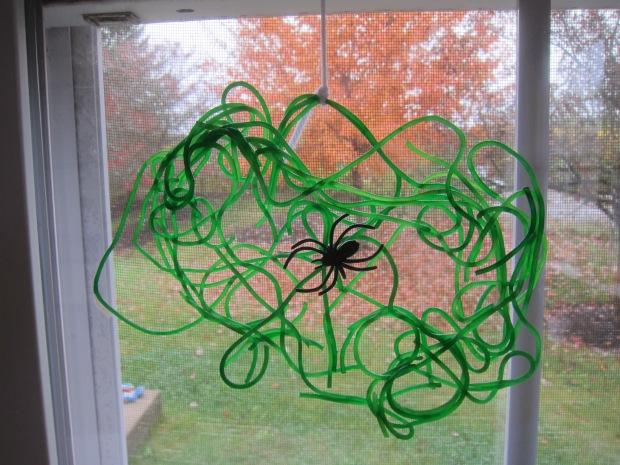 Spaghetti Spider Web (10)