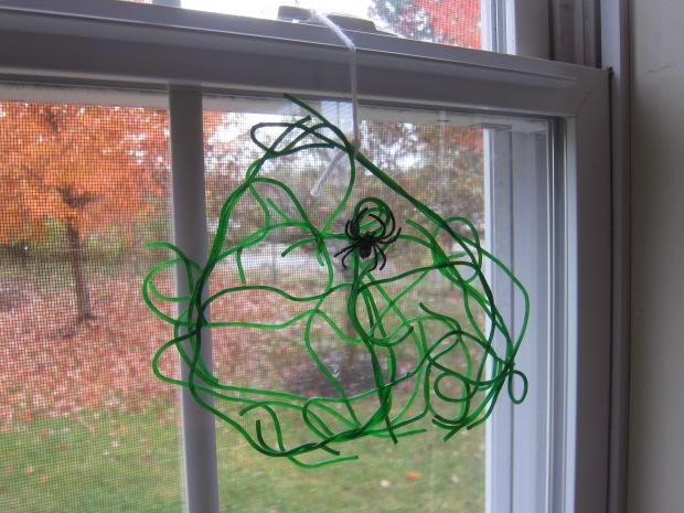 Spaghetti Spider Web (11)
