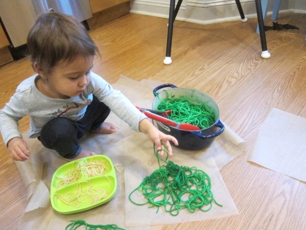 Spaghetti Spider Web (4)