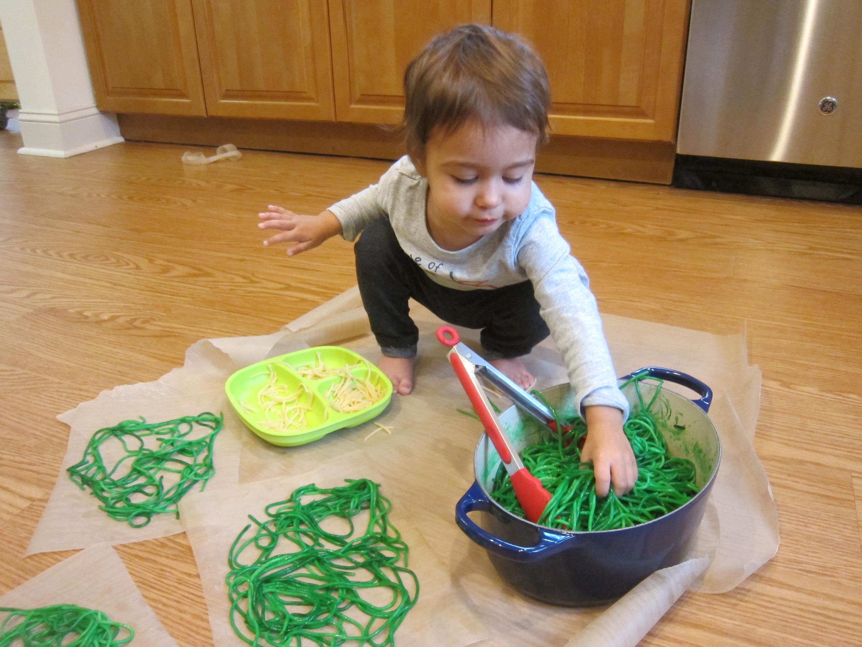 Spaghetti Spider Web (5)